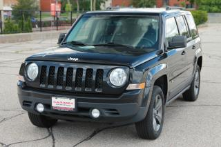 Used 2015 Jeep Patriot Sport/North 4x4 | Leather | CERTIFIED for sale in Waterloo, ON