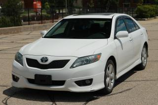 Used 2011 Toyota Camry SE V6 V6 | Sunroof | Leather | CERTIFIED for sale in Waterloo, ON
