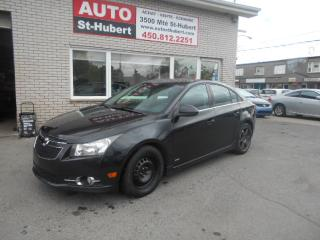Used 2011 Chevrolet Cruze LT RS for sale in St-Hubert, QC
