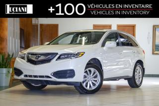 Used 2016 Acura RDX Tech Pkg Gps Back Up for sale in Montréal, QC