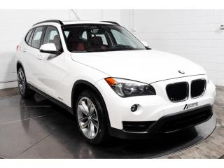 Used 2014 BMW X1 XDrive CUIR TOIT PANO for sale in L'ile-perrot, QC