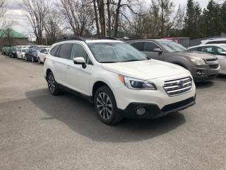 Used 2016 Subaru Outback Ltd Awd 2.5 Cuir for sale in L'ile-perrot, QC