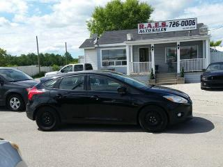 Used 2012 Ford Focus SE Hatchback for sale in Barrie, ON