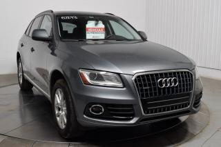 Used 2013 Audi Q5 AWD for sale in L'ile-perrot, QC