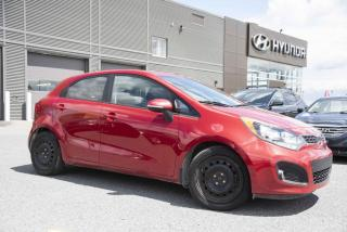 Used 2013 Kia Rio SX for sale in St-Hyacinthe, QC
