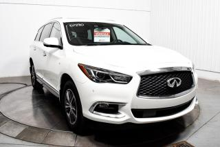 Used 2017 Infiniti QX60 AWD CUIR TOIT MAGS for sale in L'ile-perrot, QC
