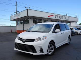 Used 2018 Toyota Sienna Clean, Reliable, Bluetooth, No Accidents for sale in Vancouver, BC