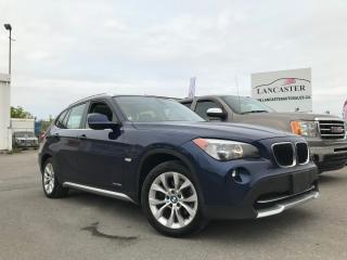 Used 2012 BMW X1 28i for sale in Ottawa, ON