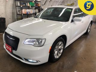 Used 2018 Chrysler 300 Navigation * Leather * Panoramic sunroof * Google Android Auto Apple Car Play Uconnect 4C NAV with 8.4inch display * Remote start system * Sport Mode for sale in Cambridge, ON