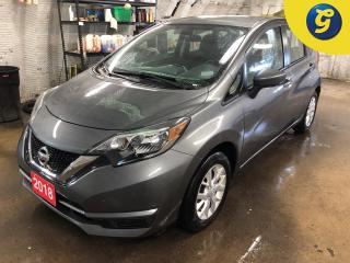 Used 2018 Nissan Versa Note SV * 15 Inch Alloy rims * Reverse camera * Phone Connect * Voice Recongintion * Climate control * Heated front seats * Cruise Control * Traction contr for sale in Cambridge, ON