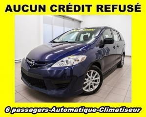 Used 2010 Mazda MAZDA5 Gs A/c 6 for sale in Mirabel, QC