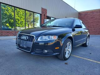 Used 2008 Audi A4 4dr Sdn Auto 2.0T quattro for sale in Scarborough, ON