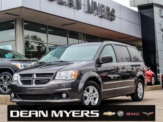 Used 2015 Dodge Grand Caravan for sale in North York, ON