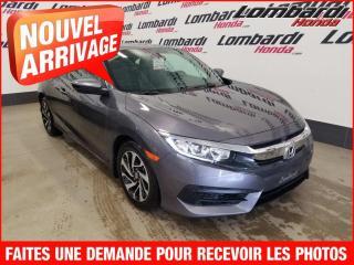 Used 2016 Honda Civic COUPE/JAMAIS ACCIDENTÉ for sale in Montréal, QC