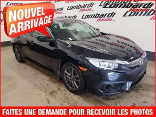 Used 2017 Honda Civic LX/Sensing/IMPECCABLE for sale in Montréal, QC