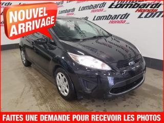 Used 2011 Ford Fiesta SE/IDÉAL COMME PREMIÈRE VOITURE for sale in Montréal, QC