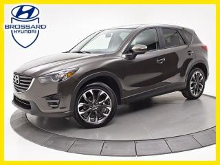 Used 2016 Mazda CX-5 Gt, Cuir, Nav, Cam for sale in Brossard, QC