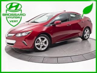 Used 2018 Chevrolet Volt Sièges Ch., Apple for sale in Brossard, QC