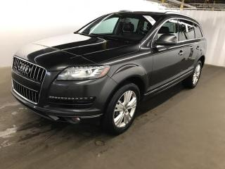 Used 2012 Audi Q7 7 PASSAGERS TDI PRE for sale in St-Eustache, QC