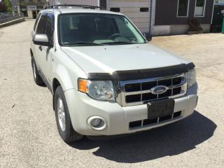 Used 2008 Ford Escape XLT   4X4   AS IS PRICE for sale in Harriston, ON
