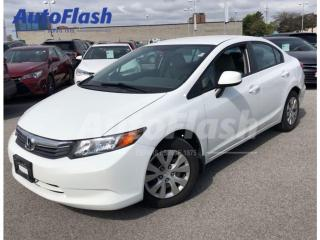 Used 2012 Honda Civic Lx Bluetooth A/c for sale in St-Hubert, QC