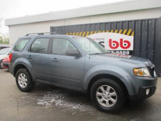 Used 2011 Mazda Tribute Traction avant, 4 cyl. en ligne, GX for sale in Laval, QC
