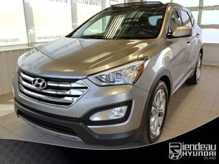 Used 2014 Hyundai Santa Fe Sport 2.0t Se + Awd + Cuir for sale in Ste-Julie, QC