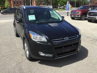 Used 2015 Ford Escape Titanium   4WD   One Owner   Navigation for sale in Harriston, ON