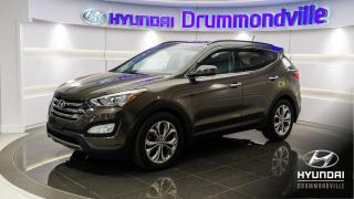 Used 2014 Hyundai Santa Fe Sport GARANTIE + LIMITED AWD + NAVI + TOIT PAN for sale in Drummondville, QC