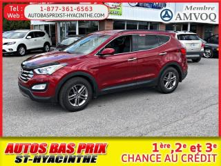 Used 2016 Hyundai Santa Fe Sport SPORT for sale in St-Hyacinthe, QC