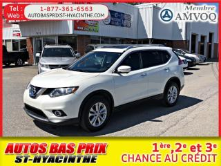 Used 2015 Nissan Rogue Awd toit 7 pass teck pack for sale in St-Hyacinthe, QC