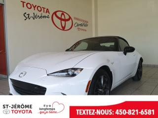 Used 2016 Mazda Miata MX-5 for sale in Mirabel, QC