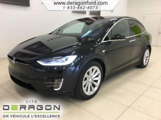 Used 2017 Tesla Model X 90d Towing Pack for sale in Cowansville, QC