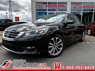 Used 2014 Honda Accord Sport I4 4 portes CVT for sale in Sorel-Tracy, QC