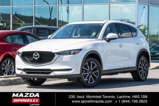 Used 2018 Mazda CX-5 Gt Cx- Gt Siège Ch for sale in Lachine, QC