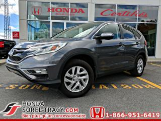 Used 2015 Honda CR-V Traction intégrale 5 portes EX+BAS KILO for sale in Sorel-Tracy, QC