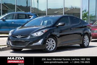Used 2015 Hyundai Elantra Gls Sport Appearance for sale in Lachine, QC