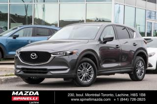 Used 2017 Mazda CX-5 Gs Cx- Gs Awd Cruise for sale in Lachine, QC