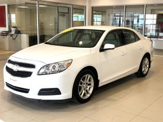 Used 2013 Chevrolet Malibu Berline LT ECO 4 portes avec 1SE for sale in Beauport, QC