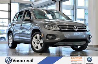 Used 2013 Volkswagen Tiguan Comfortline 4Motion * ENS. SPORT * GARAN for sale in Vaudreuil-Dorion, QC