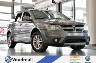 Used 2013 Dodge Journey SXT * 7 PLACES * DVD for sale in Vaudreuil-Dorion, QC