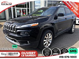 Used 2015 Jeep Cherokee Ltd Mags A/c for sale in Québec, QC
