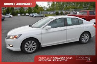 Used 2015 Honda Accord EX-L ***1 seul propriétaire *** VENDU for sale in Longueuil, QC