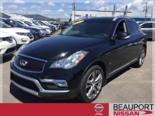 Used 2017 Infiniti QX50 LUXURY AWD *** GARANTIE PROLONGÉE*** for sale in Beauport, QC