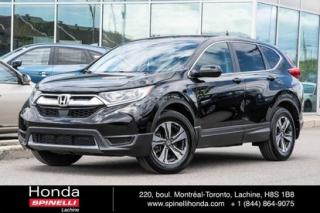 Used 2017 Honda CR-V LX AWD for sale in Lachine, QC