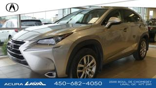 Used 2017 Lexus NX 200t AWD TURBO for sale in Laval, QC