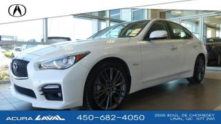Used 2016 Infiniti Q50 for sale in Laval, QC