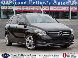 Used 2015 Mercedes-Benz B-Class B250 MODEL, 4MATIC, PANORAMIC ROOF, NAVIGATION for sale in Toronto, ON