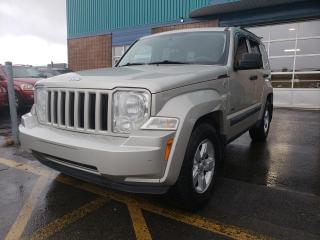 Used 2009 Jeep Liberty 4 RM, 4 portes, Sport for sale in St-Eustache, QC