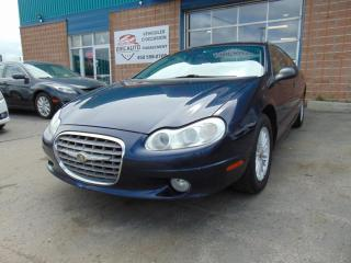 Used 2002 Chrysler Concorde Berline 4 portes LXi for sale in St-Eustache, QC